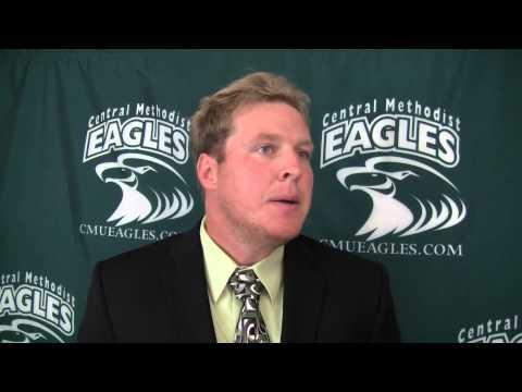 Nichols hired as head men's soccer coach 7/17/14