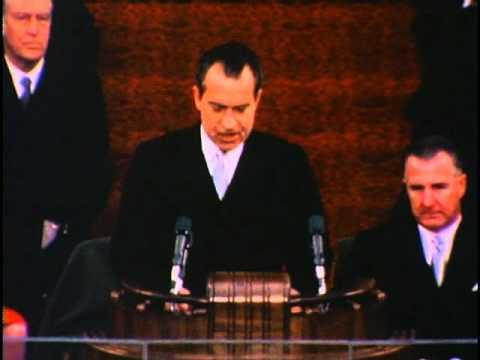 """""""The Inaugural Story - 1969"""" - Inauguration of Richard Nixon"""