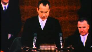 """The Inaugural Story - 1969"" - Inauguration of Richard Nixon"