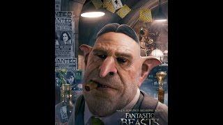 Фантастические твари и где они обитают - трейлер (2016)