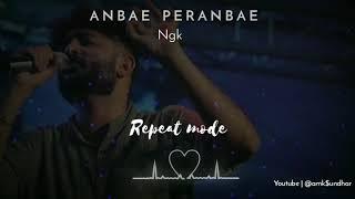 Anbae Peranbae😘 bgm vdo song😍 WhatsApp status💓 from Ngk movie🔥