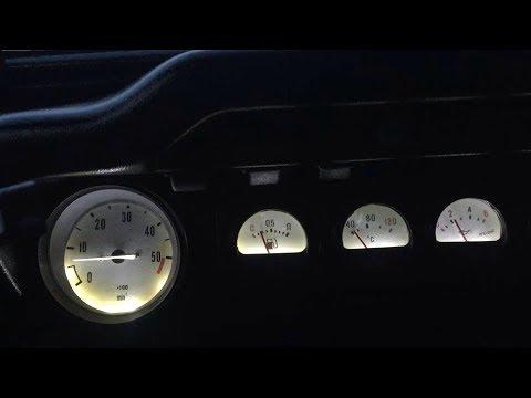 Установка тахометра от ГАЗЕЛИ на УАЗ 469 (3151)