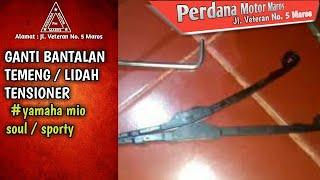 Download Video GANTI BANTALAN TEMENG / LIDAH TENSIONER MIO SOUL MP3 3GP MP4