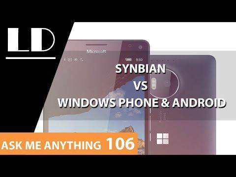 Symbian vs Windows Phone vs Android | Ramon | AMA 106