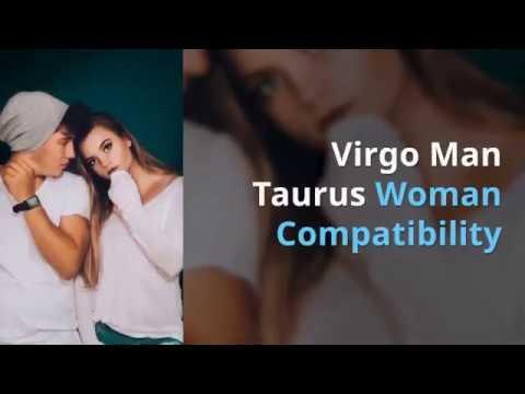 Woman virgo male taurus Virgo Man