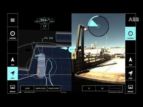 Pilot Vision Docking Assist