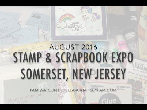 scrapbook expo nj