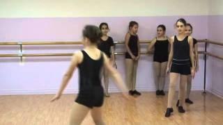 Jazz Class. Fairyland Dance Academy. Toronto.