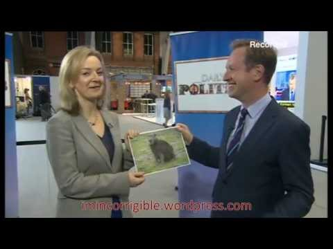 Happy Liz Truss' greatest Tory conference comedy hits