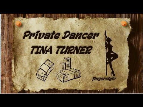 Private Dancer - TINA TURNER [cover/fingerstyle/instrumental/lyrics]