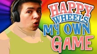 Happy Wheels - IM IN A VIDEO GAME!! - Happy Wheels Top Levels