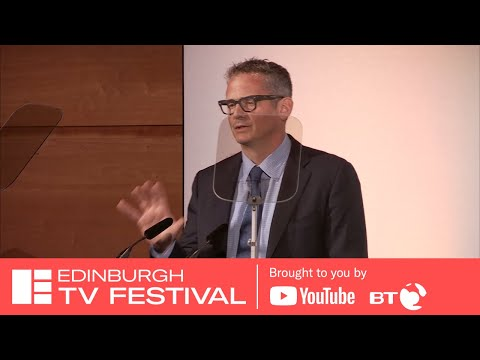 Worldview Address – Paul Telegdy: NBC | Edinburgh TV Festival 2018