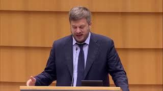 Intervento in aula del parlamentare europeo Pierfrancesco Majorino sul rapporto sulla Turchia.