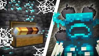 20 Things you Didn't know about the Warden in Minecraft ( Cave Update )