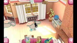 Играю в приют для кошек.Cat hotel.1серия :)