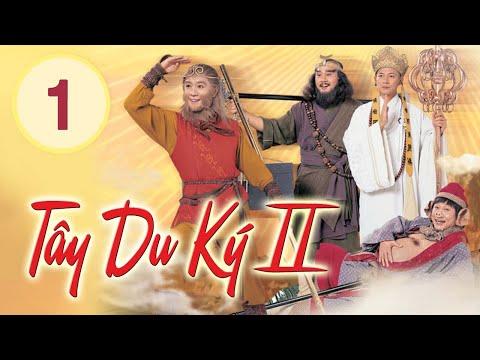 Tây Du Ký II 01/42 (tiếng Việt) DV chính: Trần Hạo Dân, Giang Hoa; TVB /1998