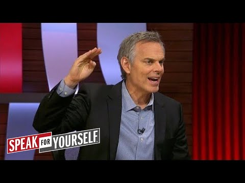 Colin Cowherd on LeBron James: 'Moving is his legacy' | SPEAK FOR YOURSELF