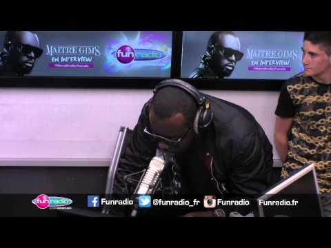 """Maître Gims interprète """"Est-ce que tu m'aimes ?"""" en live chez JB sur Fun Radio !"""