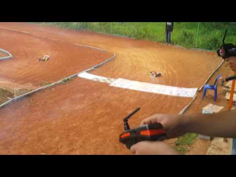 Final Rc Lampung Caster Racing ZX 1.5 Buggy 1/8 With Werks Racing B6 Pro II Engine Fun Race