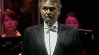 Andrea Bocelli - Intanto amici..., Di Quella Pira