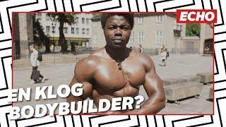 Jeg er bodybuilder - stil mig et spørgsmål