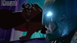 Disney's 'Batman V Superman': Mash-Up Trailer 3 Parody (HD)