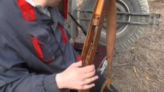 Профілактичний ремонт рушниці МЦ 20-01
