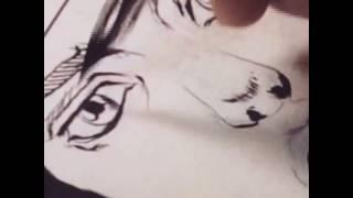 荒木飛呂彥《Jump 流!》示範影片