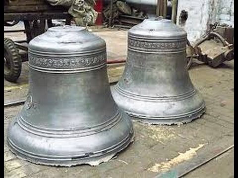 Taylor's Bell Foundry - World's Largest Working Bell Foundary in United Kingdom