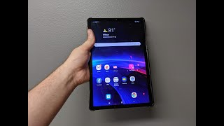 Samsung Galaxy Tab S5e Review - A Detailed Hands-On Review