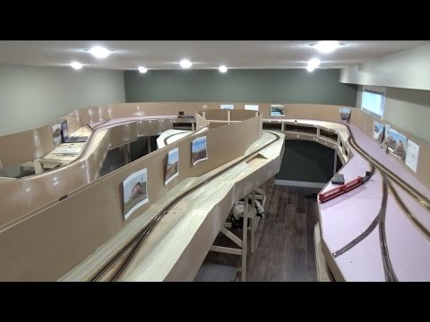 Overview and First Look - CN Caramat & Kinghorn Subdivisions Layout