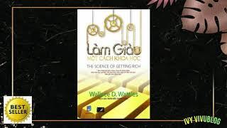 Làm Giàu Một Cách Khoa Học\Sách nói\Audio book.  Sách làm giàu tuyển chọn!!