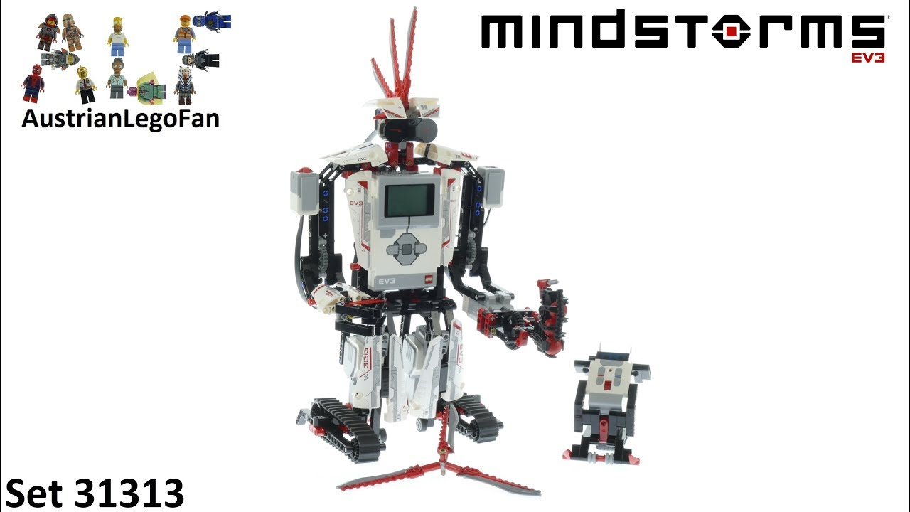 Lego Mindstorms 31313 EV3RSTORM Mindstorms EV3 Speed Build