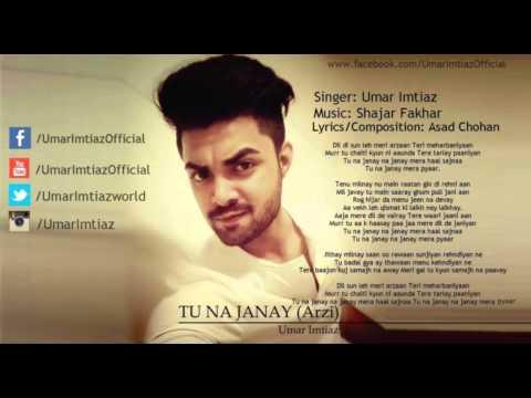 Tu Na Jane By Umar Imtiaz