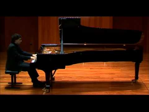 Asaf Kleinman plays Bach - Ricercar a 6 (from The Musical Offering, BWV 1079)