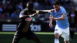HIGHLIGHTS: Philadelphia Union vs. New York City FC | April 11, 2015
