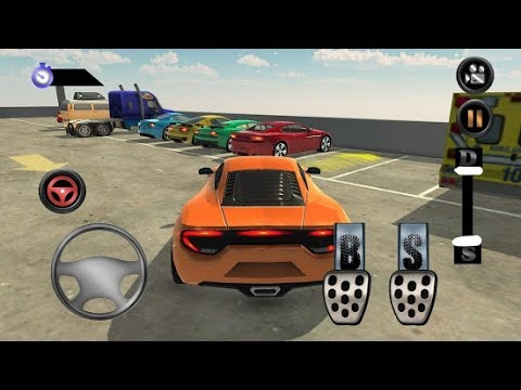 Real Car Parking 2017 Street 3D - Best Android Gameplay HD