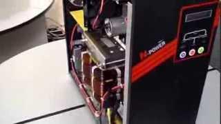 ИБП Power-Vision Black 6 кВА LT от N-Power(Источник бесперебойного питания Power-Vision Black 6 кВА LT с внешним батарейным блоком BOH17. Подробное описание модел..., 2014-03-14T15:28:32.000Z)