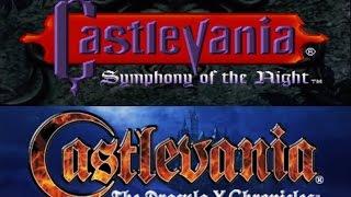 Castlevania: The Dracula X Chronicles (Symphony of the Night)【Longplay】