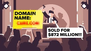 Internet Domain Name Sold For $872,320,000