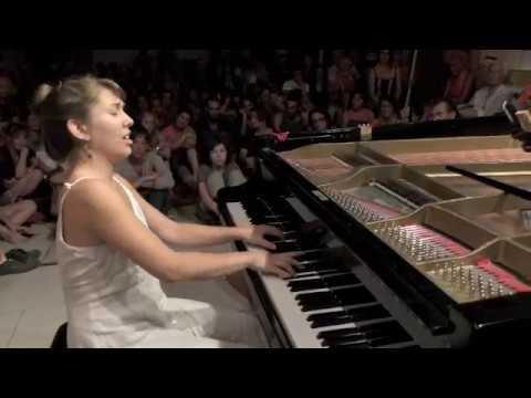 Joanna Goodale plays Balkan Bach - Festi'piano 2017