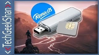 Remix OS- Enable USB Modem/Dongle Access | 2G 3G 4G