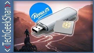 remix os enable usb modem dongle access   2g 3g 4g