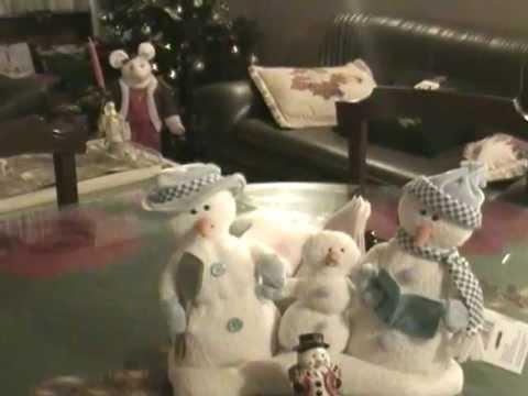 Decoracion navide a del interior de una - Decoracion navidena de casas ...