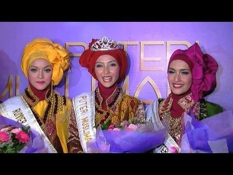 Putri Muslimah Indonesia 2014 - Was Was 29 Mei 2014