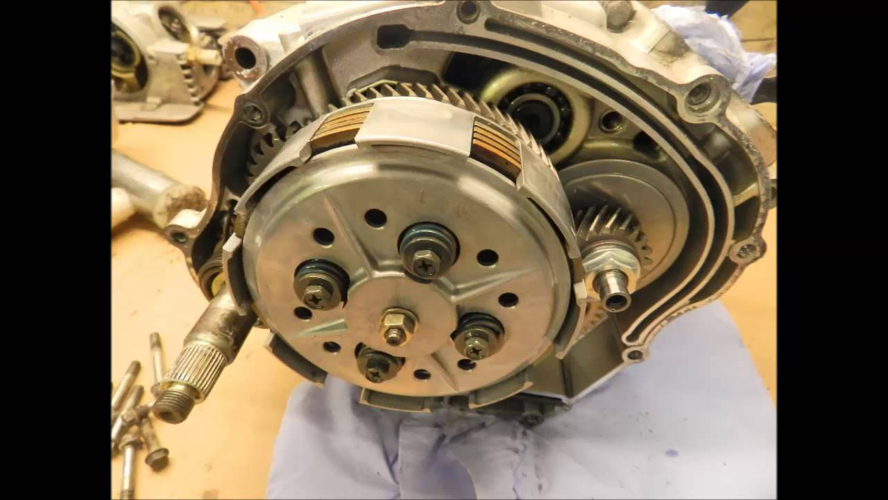 Yamaha Blaster Clutch Replacement