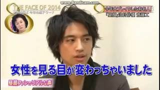 20141231 THE FACE OF 2014 世界が選ぶ今年の顔アワード 斎藤工 バービー.