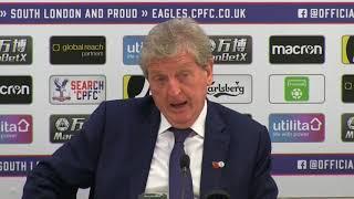 Hodgson hails 'fantastic' Palace spirit