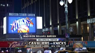 NBA LIVE 14 - PS4 Gameplay: Cavaliers vs Knicks (Full) [1080p HD]