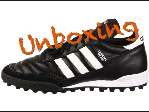 Unboxing: Adidas Mundial Team TF